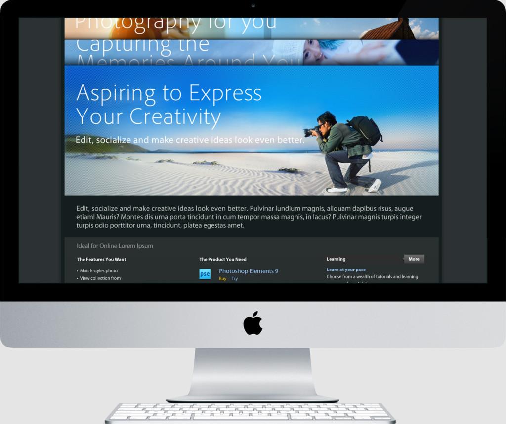Adobe Photography, the Technician Segment