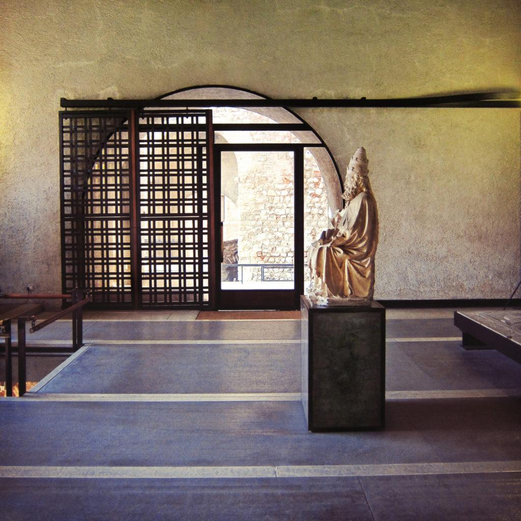 Castelvecchio, Interior