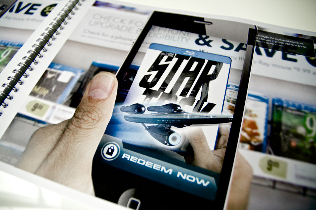 Star Trek augmented reality iPhone concept