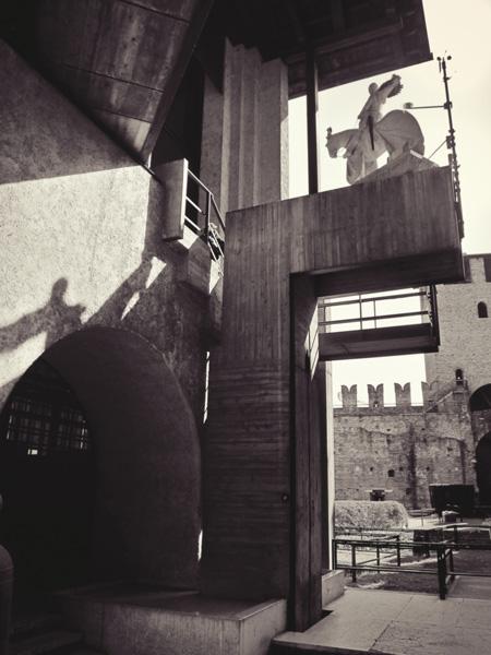 Castelvecchio, exterior