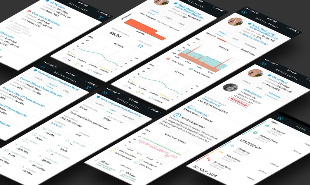 airControl mobil app